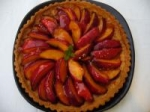 Plum Tart With Ginger Crust picture