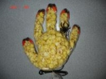 Really Cool Creepy Halloween Hand! picture