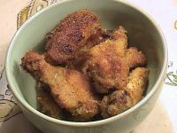 Cheesy Chicken Wings picture
