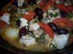 Tagine of Monkfish picture