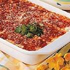 mom's lasagna picture