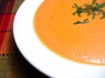 Smokin' Fire Roasted Red Pepper Soup picture