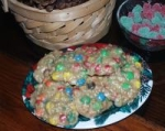 No-Bake M & M Cookies picture