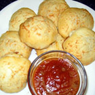 Mozzarella Puffs picture