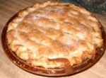 Caramel Apple Pie picture