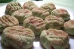Pistachio Pudding Pancake Cookies picture
