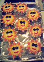Sunny Sunshine Cupcakes picture