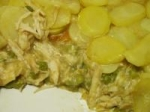 Pressure Cooker Chicken Potato Bake picture
