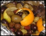 Hot Olives With Citrus and Spice picture