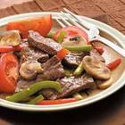 Mushroom Pepper Steak picture