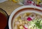 Authentic Mexican Pozole picture