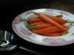 Vanilla Glazed Carrots picture