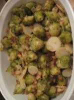 Thanksgiving Brussels Sprouts picture