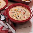nacho potato soup picture