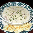 New England Clam Chowder I picture