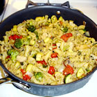 No-Cream Pasta Primavera picture
