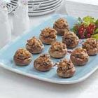 Nutty Stuffed Mushrooms picture