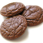 Old Fashioned Fudge Cookies picture