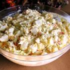 old fashioned potato salad picture