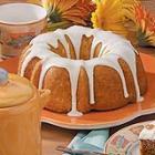 orange bundt cake picture