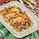 orange chicken stir-fry picture