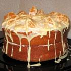 Orange Sponge Cake picture