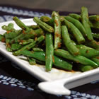 Oriental Green Bean Salad picture