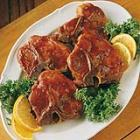 oven-barbecued pork chops picture
