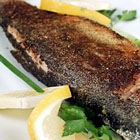 Pan Fried Whole Trout picture