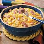 pasta ham hot dish picture