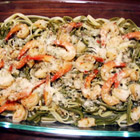 pasta with white clam sauce picture