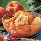 peach cake dessert picture