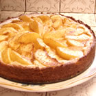 peach kuchen picture
