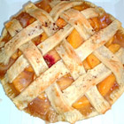 Peach Pie the Old Fashioned Two Crust Way picture