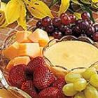 peachy fruit dip picture