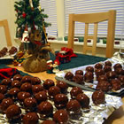 peanut butter balls picture