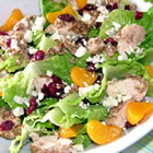 pecan crusted chicken salad picture
