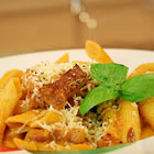 Penne and Vodka Sauce picture
