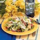 pepperoni caesar salad picture