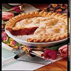 Perfect Rhubarb Pie picture