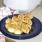 pizza pinwheels picture