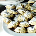 poppy seed cookies picture