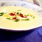 Potato Leek Soup III picture