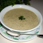 potato, broccoli and cheese soup picture