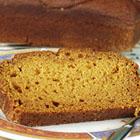 pumpkin bread picture
