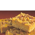 pumpkin cheesecake bars picture