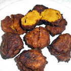 pumpkin fritters picture