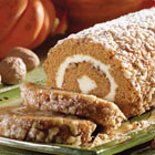 Pumpkin Roll Cake picture