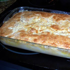 Quick and Easy Peach Cobbler picture