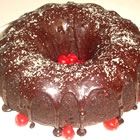 quick black forest cake picture